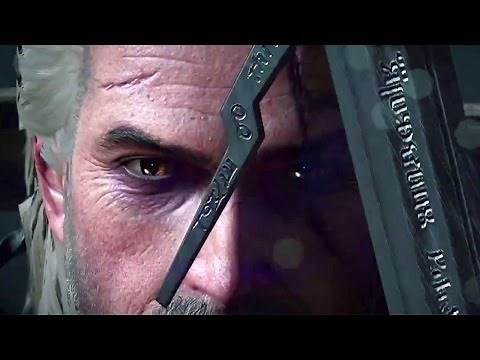 THE WITCHER 3 The Sword of Destiny Trailer (PS4)