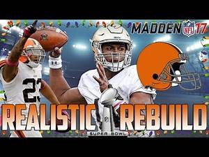 Madden 17 Connected Franchise | Realistic Rebuild: Cleveland Browns | DeShone Kizer = The Truth