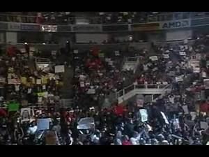 The Rock vs Kane With Undertaker WWE Raw September 14 1998 Part 1