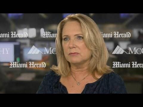 Julie K. Brown talks about Jeffrey Epstein's suicide