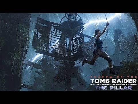Shadow of a tomb raider the pillar DLC Path of huracan (Livestream)