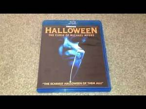 Halloween: The curse of michael myers Blu-ray
