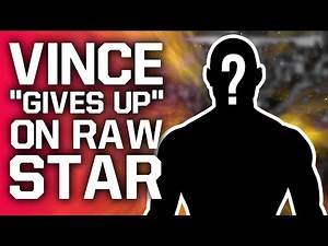 "Vince McMahon ""Gives Up"" On WWE Raw Superstar"