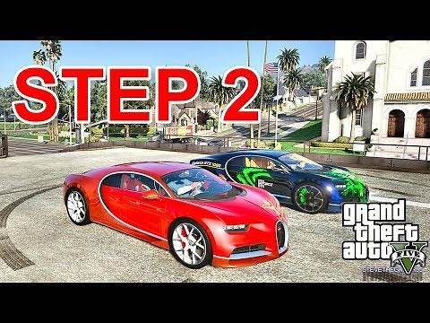 GTA 5 MODS - HOW TO MOD & INSTALL CARS ON GTA 5 (GTA 5 MODS TUTORIALS, STEP BY STEP GUIDE) PC ONLY