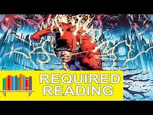 8 Must Read Flash (Barry Allen) Comics   Required Reading