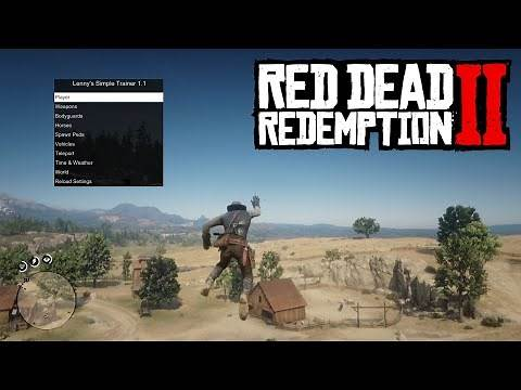How to Install Lenny's Simple Trainer for Red Dead Redemption 2