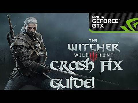 The Witcher 3 Wild Hunt PC Crash Fix, FPS Fix, Lag Fix Guide! HOT!