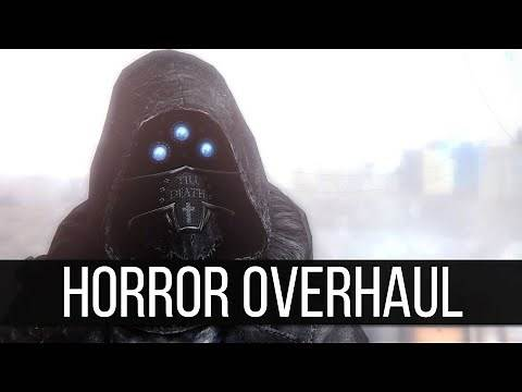 Trying to Beat Fallout 4, But With a Horror Overhaul (Scary Mods)