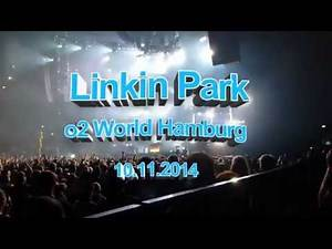 Linkin Park Live Hamburg Germany 2014 11 10 [Full Concert]