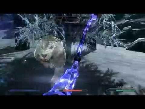 """Skyrim SE Gameplay From """"More Dangerous Enemies"""" Mod(Skyrim Mod Gameplay, Skyrim Modded Gameplay)"""