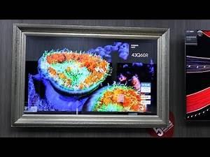 """Samsung Mirror TV 43"""" Q60R 2019 QLED 43Q60R"""