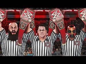 DEVIOUS JOHN CENA RIGS WRESTLEMANIA MAIN EVENT! | WWE 2K20 Story (Ep.5)