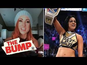 Becky Lynch reacts to Bayley's new persona: WWE's The Bump