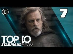 Top 10 Star Wars Movies (Fan Rankings) - #7: The Last Jedi