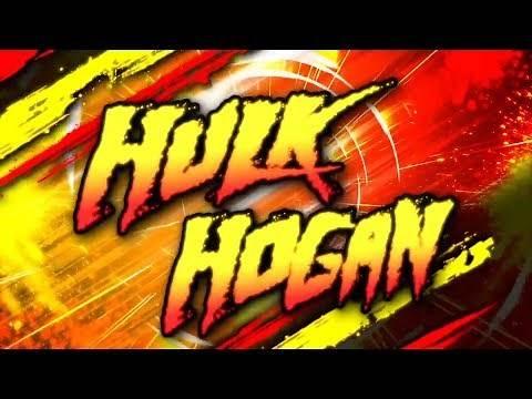 "Hulk Hogan's 2014 Titantron Entrance Video feat. ""Real American"" Theme [HD]"
