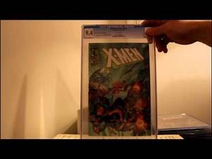 CGC Rare Marvel Variant Comic Book Collection