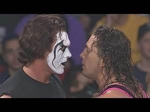 Bret Hart vs. Sting – WCW Mayhem 1999: WWE Vintage Collection