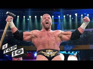 Triple H goes No Holds Barred: WWE Top 10, April 1, 2019