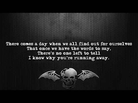 Avenged Sevenfold- 4:00 Am Lyrics
