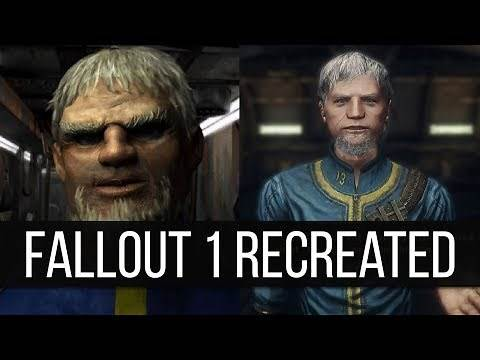 You Can Now Play Fallout 1 in 3D