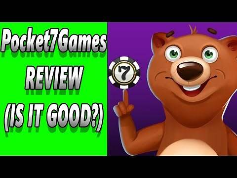 Pocket7Games Review - Legit? Good? Worth it?   Earn Money Playing Games