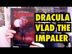 Dracula Vlad the Impaler by Esteban Maroto Roy Thomas from IDW Book Review