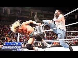 Dolph Ziggler vs. Luke Harper - Intercontinental Championship Match: SmackDown, December 5, 2014