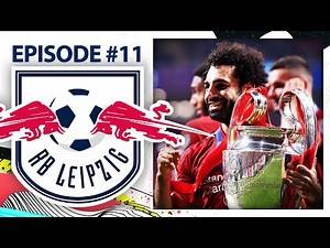 PLAYING THE EUROPEAN CHAMPIONS! | RB LEIPZIG CAREER MODE #11