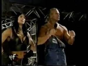 "DX (D-Generation X) w/ Chyna vs. D'Lo Brown & Shawn ""Meat"" Stasiak (07 17 1999 WWF Shotgun)"
