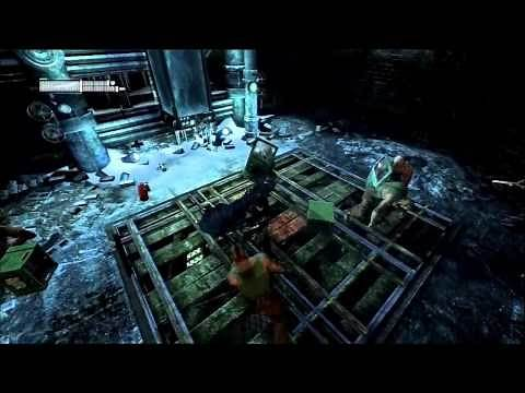 Batman Arkham City: Side Missions Heart Of Ice Guide