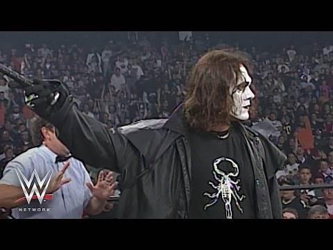 WWE Network: Sting takes out the NWO– WCW Monday Nitro, Sept. 29, 1997