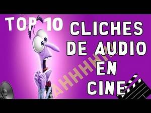 Top 10 Cliches - clises from TV, movies and trailers