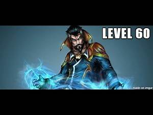 Marvel Heroes: Level 60 Doctor Strange Gameplay