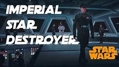 STAR WARS Imperial Star Destroyer Bridge Ambience