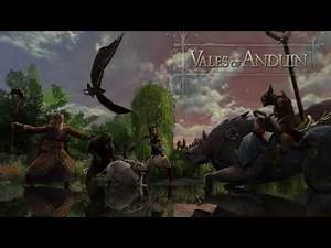 Eagle Land - Update 24: Vales of Anduin Soundtrack - The Lord of the Rings Online