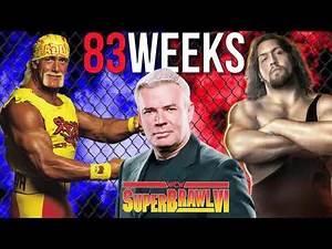 Eric Bischoff Shoots on Hulk Hogan vs The Giant