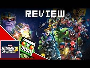 Marvel Ultimate Alliance 3: The Black Order Review | Destructoid Reviews