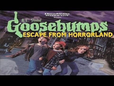 Goosebumps: Escape from Horrorland - English Longplay - No Commentary