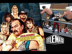 NEW Trans-South Wrestling DVD Promo: Jake the Snake, Tommy Rich, Rock n' Roll Express