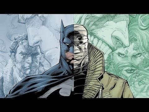 Batman: Hush - Official Graphic Novel Trailer