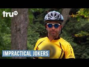 Impractical Jokers - Training for a Triathlon or a Bisexual | truTV
