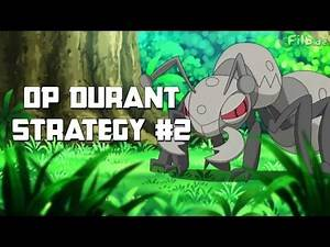 OP Durant Doubles Strategy #2: Gastro Acid + Entrainment = Truant Spread!!! (X and Y/ORAS)