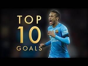 Neymar Jr Top 10 Goals 2016/2017 ● FC Barcelona|| Mind Blowing Skills ||Tricks||Goals||HD