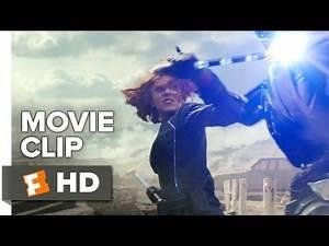 Avengers: Age of Ultron Movie CLIP - Fight For Sokovia (2015) - Chris Evans Superhero Movie HD