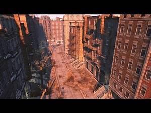 Fallout 4 : Sanctuary : City111 Mod - Update 4 ( 21 - 5 - 2018 )