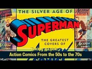 "Taking a Look: ""The Silver Age of Superman: The Greatest Covers of Action Comics"""