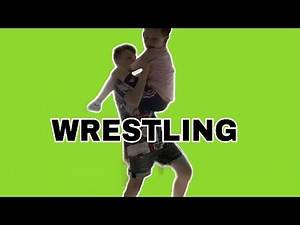 WRESTLING #3 / Crazy Kid