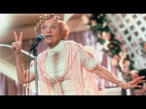 Ellen Albertini Dow, 'The Wedding Singer' Rapping Grandmother, Dies at 101