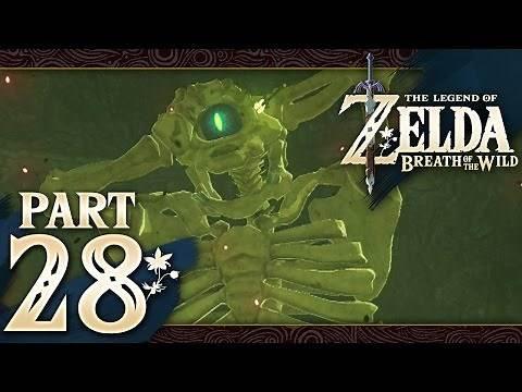 The Legend of Zelda: Breath of the Wild - Part 28 - Hylian Shield