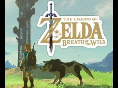 Legend of Zelda: Breath of the Wild ( Wolf Pet) - Day 41: Shrine of WHY